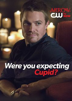 Happy Valentine's Day from Oliver! #arrow
