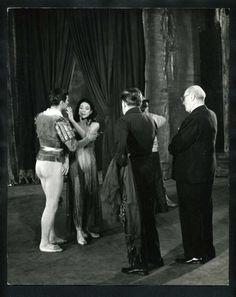 2 1950s Original Photos Margot Fonteyn Michael Sommes w Royal Ballet GP | eBay