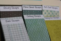 Gifts We Use: Project Pretty Challenge: DIY Expanding Envelope & a Freebie