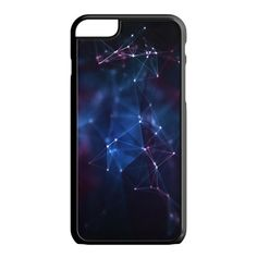 3D Blurred Web Abstract iPhone 6S Plus Case