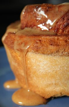 Udi's Gluten-Free, Dairy-Free cinnamon rolls