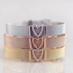 Mesh Keep Collective Bracelet - https://www.keep-collective.com