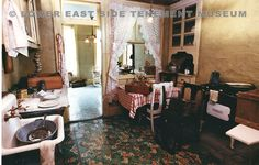 A must when you go to NY: Lower East Side Tenement Museum
