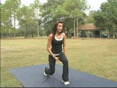Inner Thighs Workout Exercises : Lunges for Inner Thigh Workouts