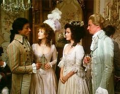 Movie still from The Scarlet Pimpernel (1982).