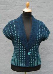 Ravelry: Drip-drop pattern by Hanne Falkenberg Knit Cardigan Pattern, Vest Pattern, Drops Patterns, Knitting Patterns, Knitting Tutorials, Crochet Shirt, Knit Crochet, Knitting Designs, Cardigans For Women