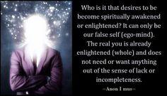 Anon I mus (Spiritually Anonymous)