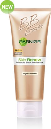 Garnier BB cream was on Dr. Oz today. May 11, 2011