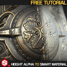 Height alpha to Smart material Tutorial, jonas ronnegard on ArtStation at https://www.artstation.com/artwork/kdad6