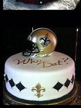 new orleans saints birthday cakes - Yahoo Image Search Results