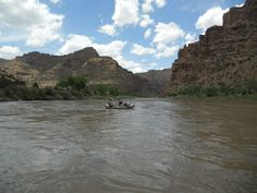 Desolation Canyon Rafting