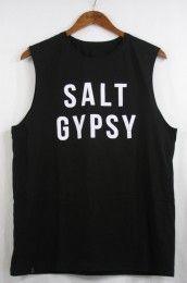 SALT GYPSY Tank in Black - A Hand Sewn Salt Gypsy Original