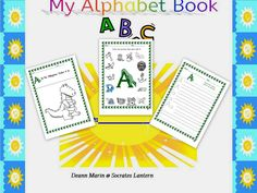 This Alphabet Practice Workbook Bundle is for Pre-K, K, Grade 1 and Sp Ed (Special Education) Classes. It includes 3 worksheets for each of the 26 letters of the alphabet.The child will color in each the picture that the letter begins with.The child will practice writing upper and lower case letters.On the last page, the children are to color in, or draw something about the picture that begins with each letter.