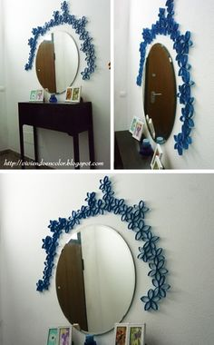 1000 images about manualidades con papel on pinterest - Manualidades con rollos de papel ...