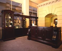 Hawkes and Wainer Opticians, Leadenhall, London, England