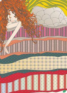 princess pea - detalhe | Cecília Murgel