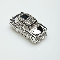 Taxi!  Oh, so charming charms by Paula Jerome.