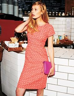 I've spotted this @BodenClothing Daisy Jacquard Dress