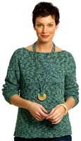 Berroco® Free Pattern | My First Summer Tunic--wonder if this could be worked in a different yarn--