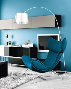 Living Room. Modern. Colors.