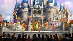 """A chegada do verão americano traz muitas novidades: show inspirado em Star Wars no Hollywood Studios, show noturno Rivers of Light no Disney's Animal Kingdom e personagens de """"Procurando Dory"""" no Epcot fazem parte da programação Uma incrível variedade de atrações será inaugurada este..."""