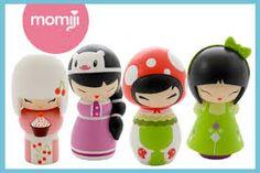 Bildresultat för kokeshi dolls