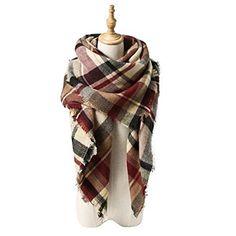 Women's Cozy Tartan Blanket Scarf Wrap Shawl Neck Stole W... https://www.amazon.com/dp/B01L7O2T4M/ref=cm_sw_r_pi_dp_x_MoR6xbD5Y01F0