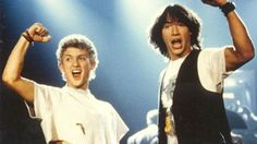 Bill & Ted - Bill and Ted's Excellent Adventure