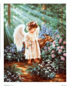 Baby Boy Angels From Heaven | baby angel