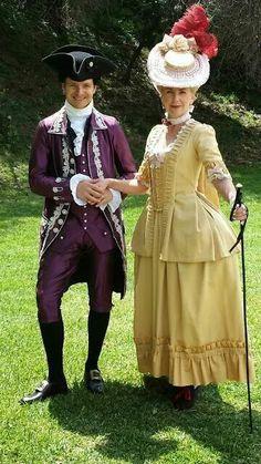 21st Century Marie costumes.
