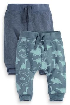 Two Pack Dino Joggers (0-18mths) online today at Next: Netherlands