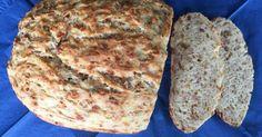 Blitzschnelles Zwiebel-Käse-Schinken-Brot, ein Rezept der Kategorie Brot & Brötchen. Mehr Thermomix ® Rezepte auf www.rezeptwelt.de