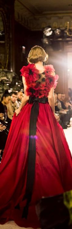 Opera Dress, Marchesa, Victorian, Party, Color, Dresses, Fashion, Haute Couture, Gown Dress