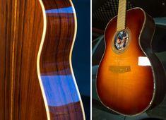 Construcción Guitarra Acústica  000-OM - Después de las últimas, finas y diluidas capas de nitrocelulosa, el instrumento debe estar en reposo de 10 a 25 días para que cure la laca, antes de realizar el proceso de pulido.