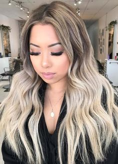 15 Best Ash Blonde Hair Color Trends for 2018