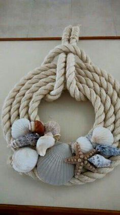 Rope and she'll wreath