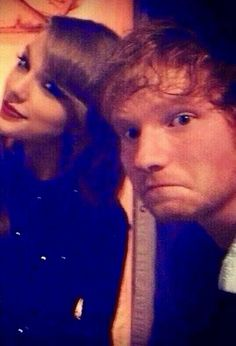 Taylor and Ed soul mates. I WANT THEM TO BE A COUPLE SO BAD
