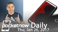 Samsung Galaxy S8 front design, AI Partnership & more - Pocketnow Daily - YouTube