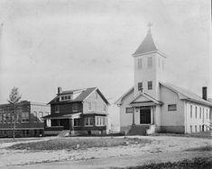St, Rita Church, Parish House and School, Preston Hwy., Louisville, Ky., 1928
