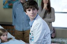 The Good Doctor TV show is renewed for season two on ABC. The medical drama, which has done well in the ratings, stars Freddie Highmore as Dr. Freddie Highmore, Good Doctor Season 2, The Good Doctor Abc, Hill Harper, Antonia Thomas, Dramas, Shaun Murphy, Lisa Edelstein, Doctor Reviews