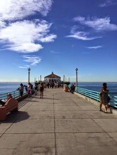 friends in america: Manhattan Beach