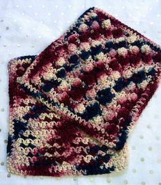 Handmade washcloth  by KarasHookNook on Etsy https://www.etsy.com/listing/203401078/handmade-washcloth