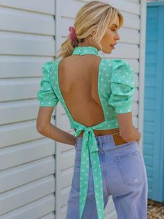 Girls Fashion Clothes, Girl Fashion, Fashion Outfits, New Blouse Designs, Saree Blouse Designs, Cute Casual Outfits, Casual Dresses, Moda Outfits, Sleeves Designs For Dresses