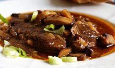 Myslíme si, že by sa vám mohli páčiť tieto piny - Czech Recipes, Steak, Beef, Meat, Steaks