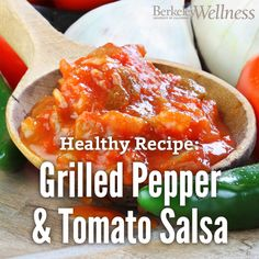 Looking for an easy appetizer to serve this 4th of July? For a healthy and flavorful salsa, try our grilled pepper and tomato salsa:  http://www.berkeleywellness.com/healthy-eating/recipes/article/pepper-tomato-salsa?ap=2012  #healthydish #appetizer #salsa