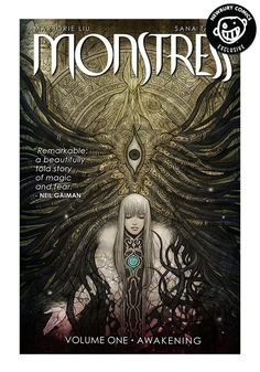 A Newbury Comics exclusive variant graphic novel. (W) Marjorie M. Liu (A/CA) Sana Takeda Set in an alternate matriarchal 1900's Asia, in a richly imagined world of art deco-inflected steampunk, MONSTR