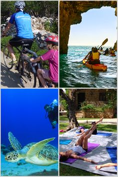 Relaxful holidays require some time for special activities such as & Snorkeling, Kayaking, Cycling, Villa, Relax, Yoga, Holidays, Activities, Places