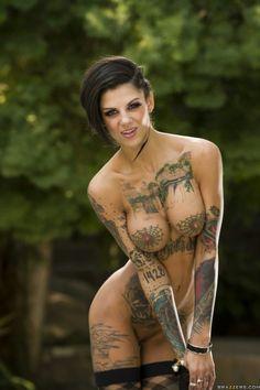 Bonnie rotten tattoo nude