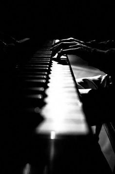 piano photography I have been lucky enough to be invited to photograph different performance groups in the region. As a part of this, I captured this shot on stage during a dress rehearsal. Piano Photography, Musician Photography, Dark Photography, Creative Photography, Black And White Photography, Acoustic Guitar Photography, Artistic Photography, Photography Ideas, Music Aesthetic