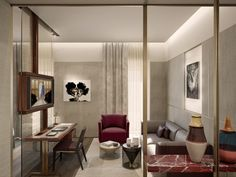 Fendi Private Suites - Picture gallery